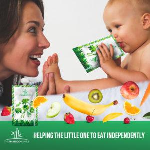 reusable baby applesauce pouch